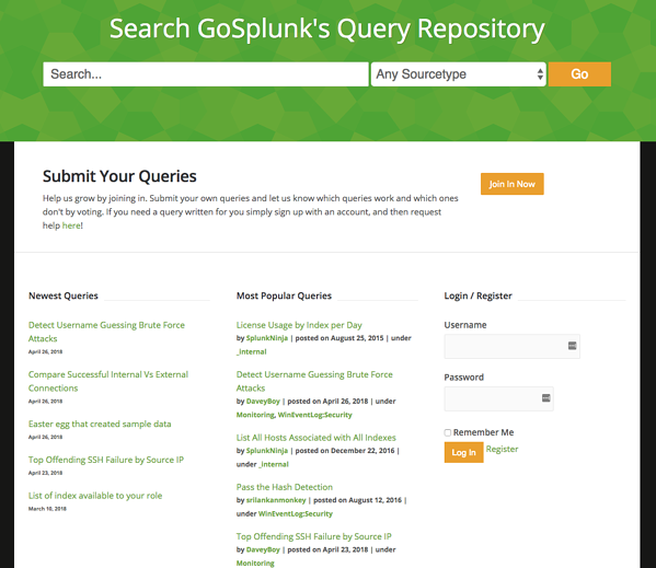 Splunk Tips and Tricks