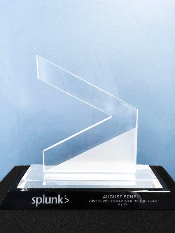 Splunk Partner of the Year